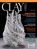 Clay Times July/August 2008 Cover