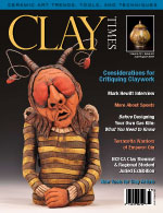 Clay Times July/August 2009 Cover