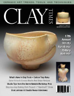 Clay Times September/October 2009 Cover