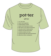 b7be111d Clay Times Potters T-shirts